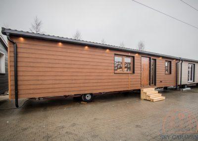 Mobile home RIVIERA outside 101 400x284 - Riviera